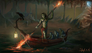 Charon_the_ferryman_by_simongangl_2